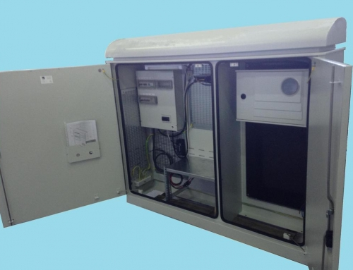 SS-300 NODE OF ACCESS CABINET