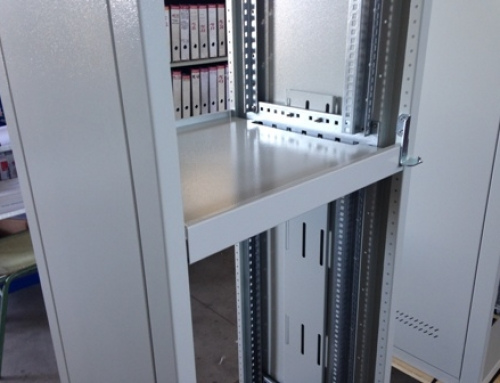 Double Section Rack